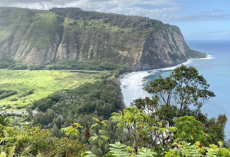 Aim Coaching. Coachup Your Life. Waipio Valley. Big Island.