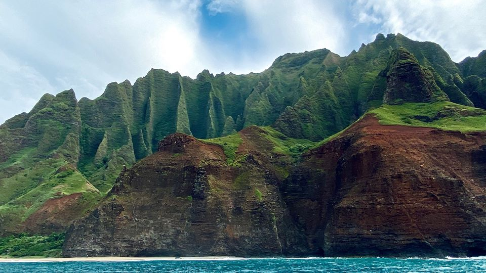 Aim Coaching. Coachup Your Life. Na Pali Coast. Kauai.