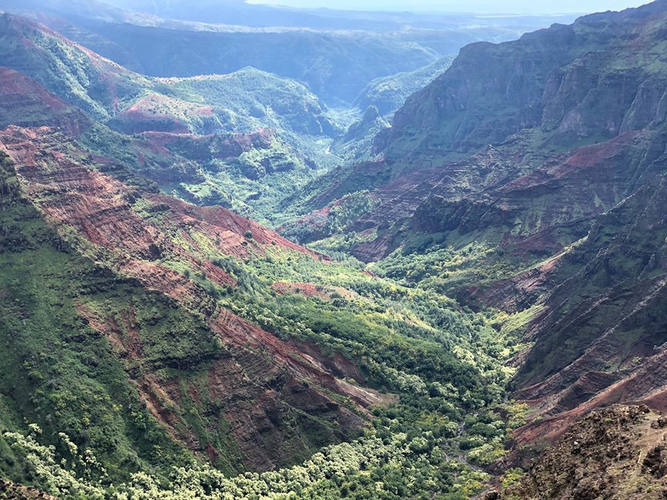 Aim Coaching. Coachup Your Life. Waimea Canyon. Kauai.